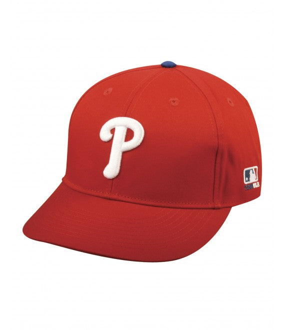Officially Licensed MLB Phillies Baseball Cap
