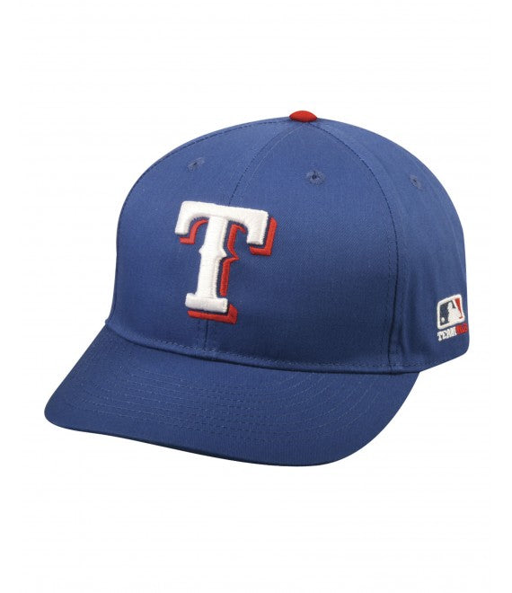 Officially Licensed MLB Rangers Baseball Cap
