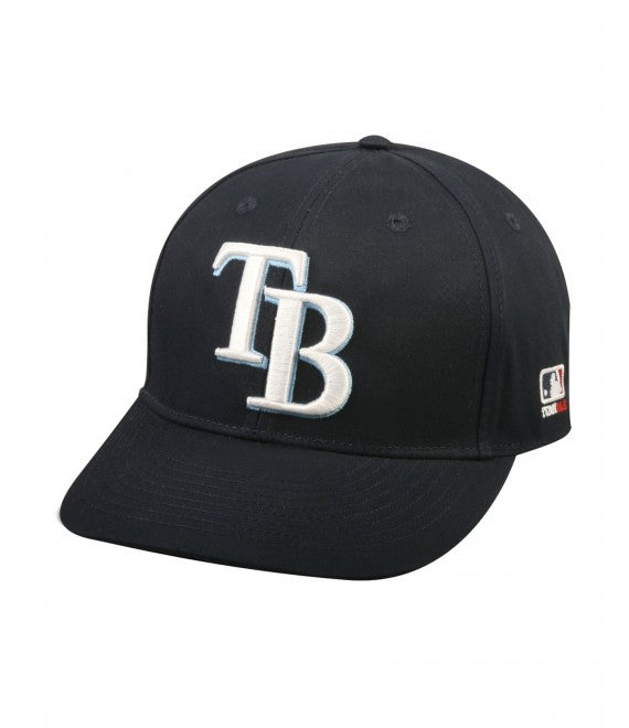 Officially Licensed MLB Rays Baseball Cap