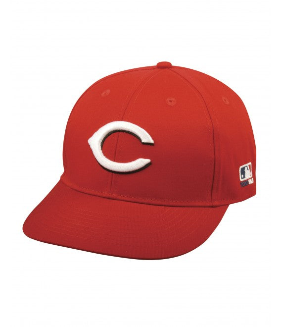 Officially Licensed MLB Reds Baseball Cap