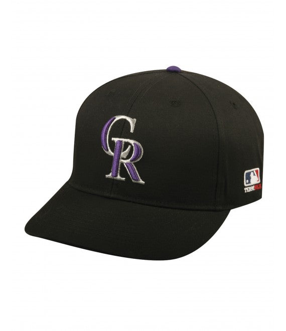 Officially Licensed MLB Rockies Baseball Cap
