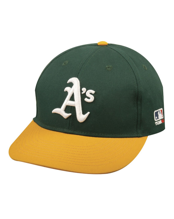 Officially Licensed MLB A's Baseball Cap