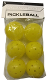Harrow Pickleballs (6 Pack) - PSH Sports