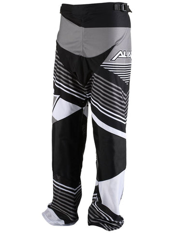 Alkali RPD Team+ Inline Hockey Pants - Senior - Black/Grey STRIPE