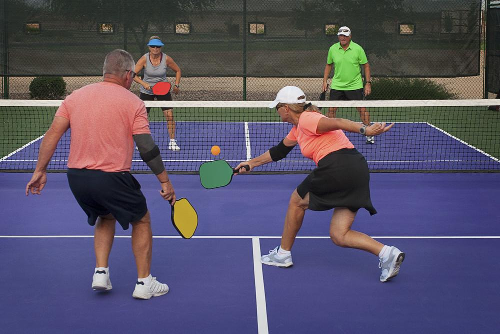 Racquet - Pickleball