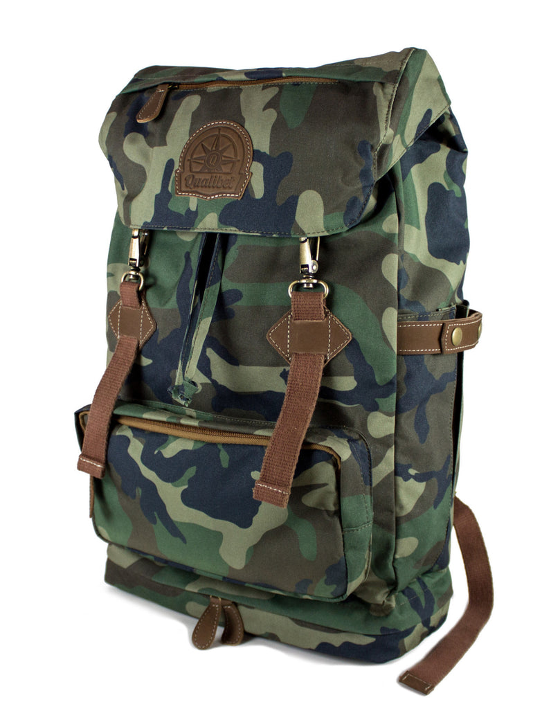 CAMP BACKPACK CAMO