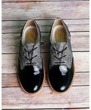 OXFORD AMALIA BLACK