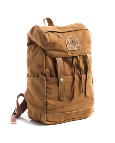 RIDE BACKPACK BROWN X TABACO