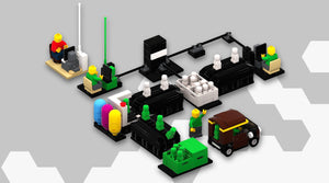 Custom UV Printing, 3D Printing and Injection Molding – BrickTactical