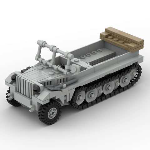 SDKFZ 10 German Halftrack