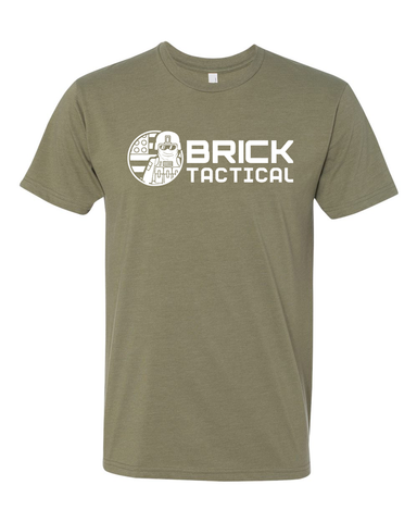 BrickTactical T-Shirt (Olive)