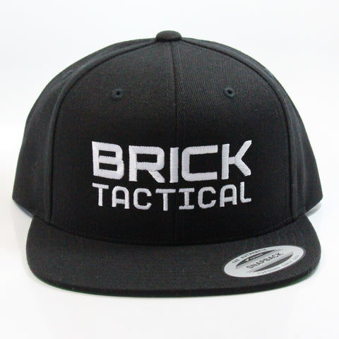 BrickTactical Snap-Back Hat