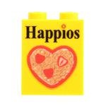 Happios Cereal Box