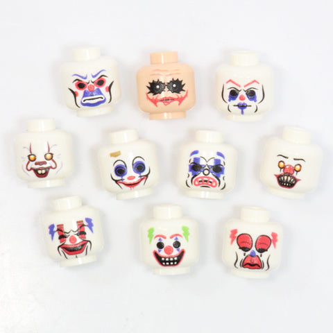 Clown Head Pack