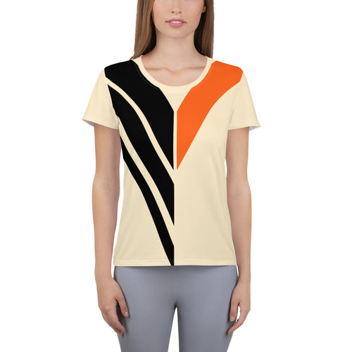 Best Dressed - Women's Athletic T-shirt
