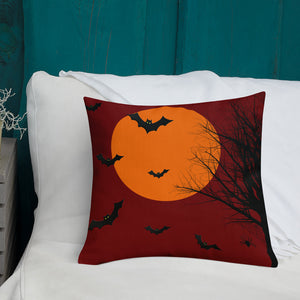 Happy Halloween - Premium Pillow