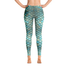 Load image into Gallery viewer, Aqua Woman - Leggings