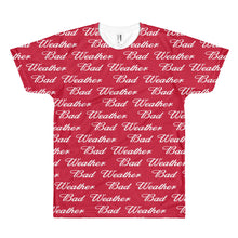 Load image into Gallery viewer, Bad Weather - Short sleeve men's t-shirt