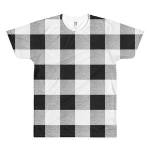 You Just Got Plaid - Short sleeve men's t-shirt