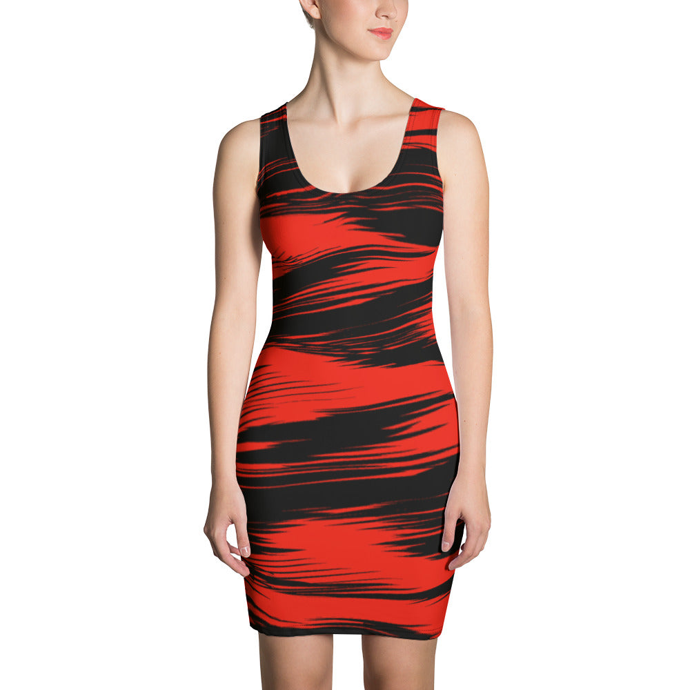 You Can't Tame Me - Sublimation Dress