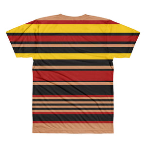 Fall Weather - Short sleeve men's t-shirt