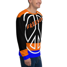 Load image into Gallery viewer, Freedom & Peace - Men's Sweatshirt