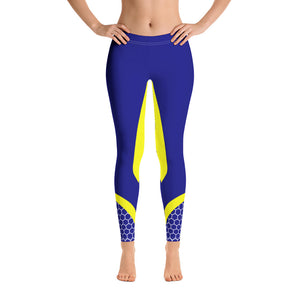 Honey Comb - Women's Leggings
