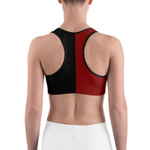 Load image into Gallery viewer, Harlequin - Sports bra