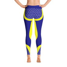 Load image into Gallery viewer, Honey Comb - Women's Leggings
