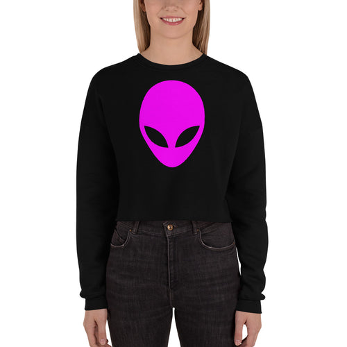 Alien - Crop Sweatshirt