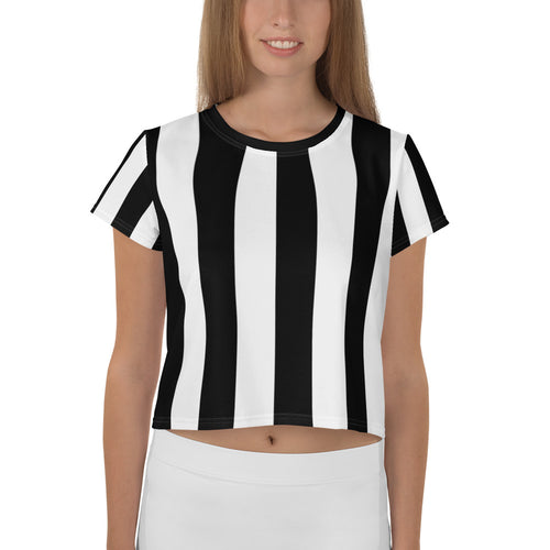 Down The Line - Crop Top