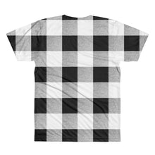Load image into Gallery viewer, You Just Got Plaid - Short sleeve men's t-shirt