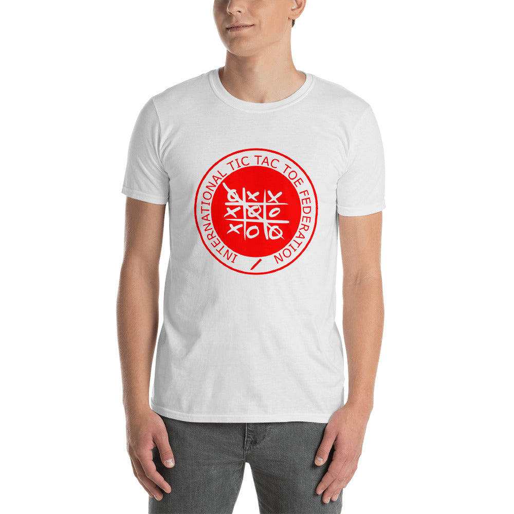 Tic Tac Toe - Short-Sleeve T-Shirt