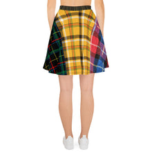 Load image into Gallery viewer, You Just Got Plaid - Skater Skirt