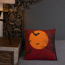 Load image into Gallery viewer, Happy Halloween - Premium Pillow