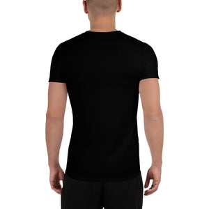 Stand Back Up - Men's Athletic T-shirt