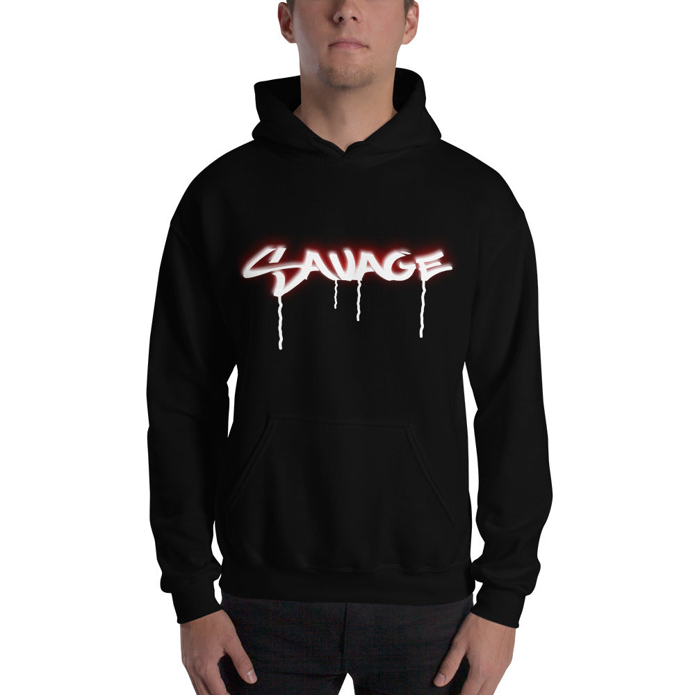 Savage - Hooded Sweatshirt