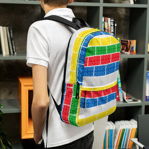 Lego to School - Backpack