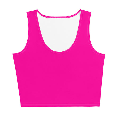 Vibrant Love - Crop Top