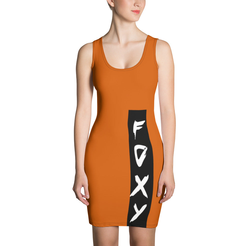 Foxy - Sublimation Dress