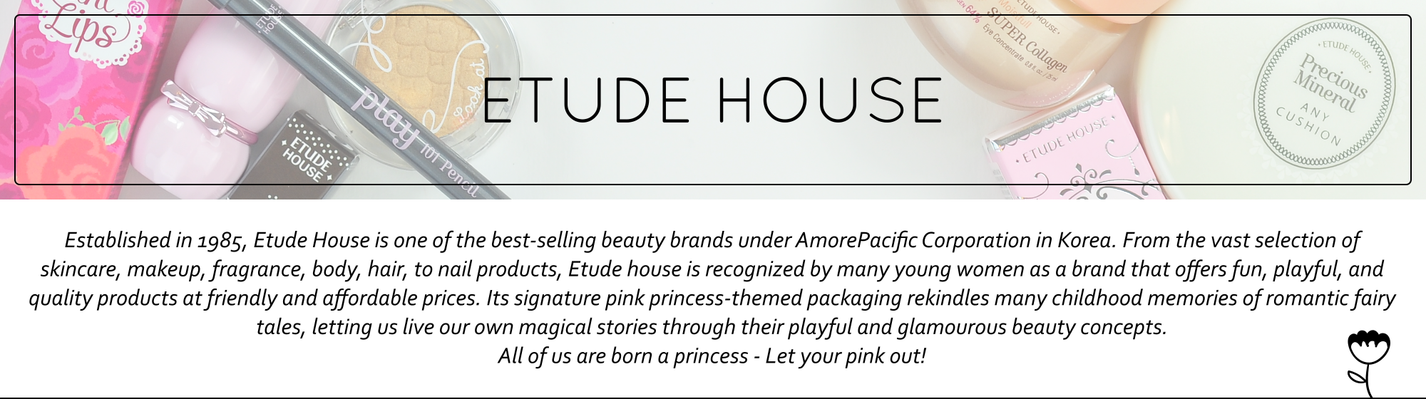 Shop Etude House and Korean cosmetics, makeup, and skincare at great prices! Ships from Vancouver BC. Available online in Canada and U.S. with free shipping!