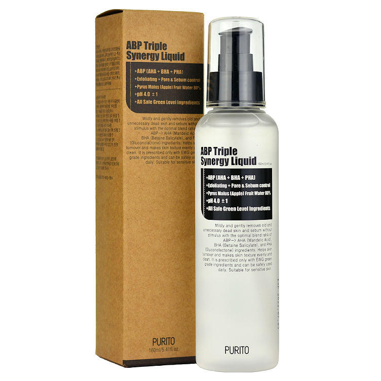 Purito ABP Triple Synergy Liquid -- Shop Korean Japanese Taiwanese skincare in Canada & USA at Chuusi.ca