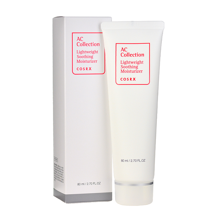 Cosrx AC Collection Lightweight Soothing Moisturizer -- Shop Korean Japanese Taiwanese Skincare in Canada & USA at Chuusi.ca