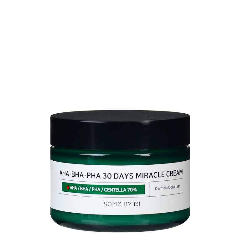 SOME BY MI AHA BHA PHA 30 Days Miracle Cream | Shop Korean skincare in Canada & USA at Chuusi.ca