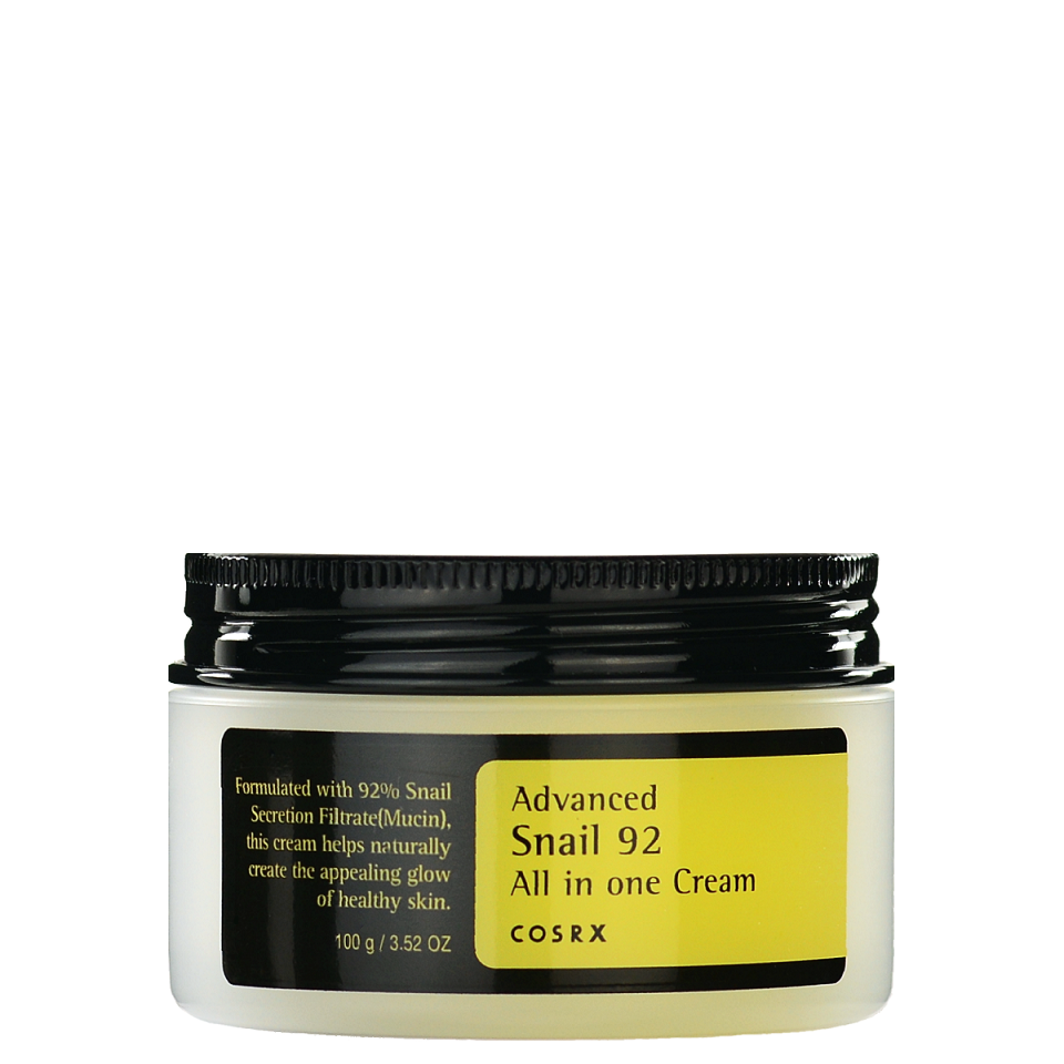 COSRX Advanced Snail 92 All In One Cream | Shop Korean Skincare in Canada & USA at Chuusi.ca