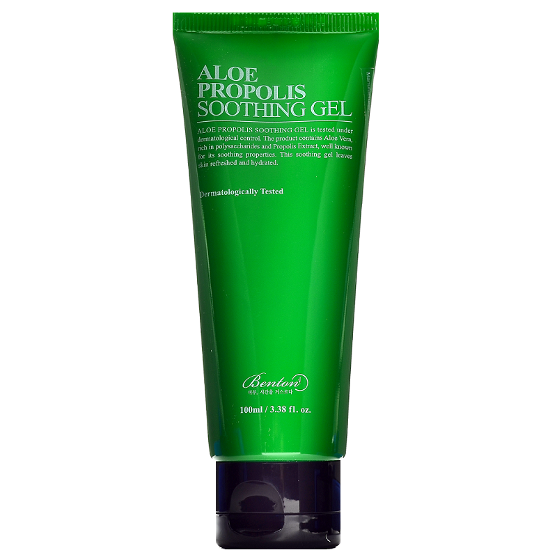 BENTON Aloe Propolis Soothing Gel | Shop Benton Korean skincare cosmetics in Canada & USA at Chuusi.ca