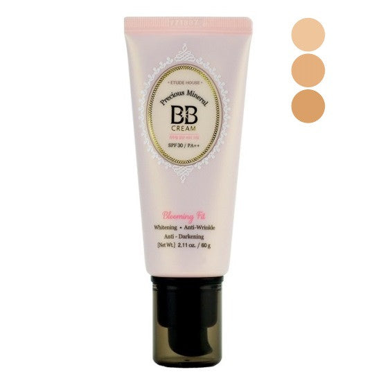 Etude House - Precious Mineral BB Cream Blooming Fit SPF30 PA++ | Chuusi | Shop Korean and Taiwanese Cosmetics & Skincare at Chuusi.ca - 1
