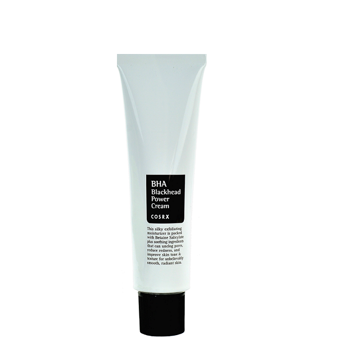 Cosrx - BHA Blackhead Power Cream | Chuusi | Shop Korean and Taiwanese Cosmetics & Skincare at Chuusi.ca