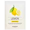 Skinfood Beauty In A Food Mask Sheet - Lemon -- Shop Korean Japanese Taiwanese skincare in Canada &  USA at Chuusi.ca