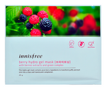 Innisfree - Berry Hydro Gel Mask | Chuusi | Shop Korean and Taiwanese Cosmetics & Skincare at Chuusi.ca